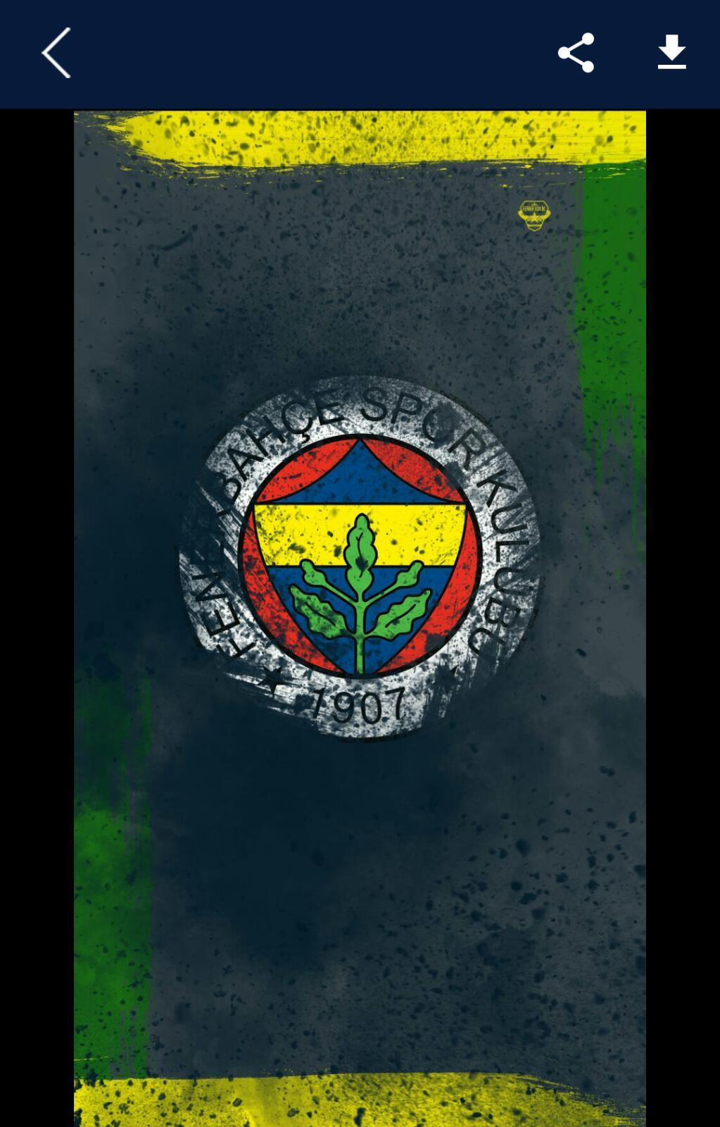FenerKolik Tasarım poster