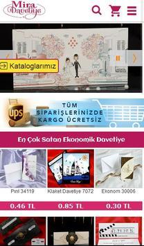 Mira Davetiye poster