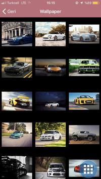 Sound Car & Wallpaper screenshot 2