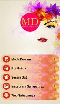 Moda Dowam poster
