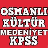 Osmanlı Kültürü KPSS icon