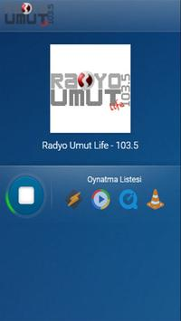 Radyo Umut Life screenshot 2