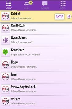 Görüntülü Sohbet screenshot 3