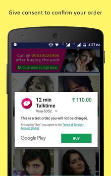 Fun Chat with Girls - Chatting, Flirting, Dating apk screenshot