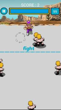 Wrestling for Real fighters screenshot 2