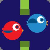 Flappy Smash -Touch kill Birds icon