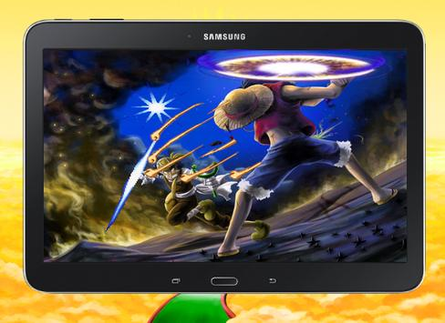 battle luffy Pirate King Game apk screenshot