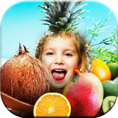 Fruit Faces photo editor icon