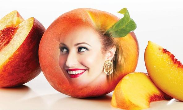 Fruit Faces photo editor apk screenshot