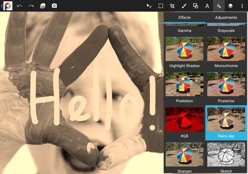 PhotoSuite 4 Free apk screenshot