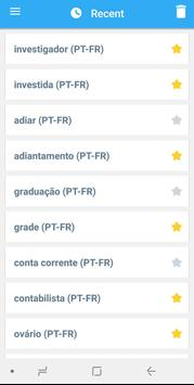 Collins French<>Portuguese Dictionary screenshot 6