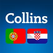 Collins Croatian<>Portuguese Dictionary icon