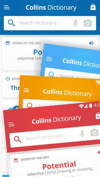Collins Italian<>Norwegian Dictionary apk screenshot