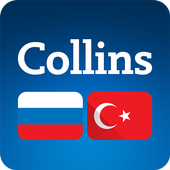 Collins Russian<>Turkish Dictionary icon
