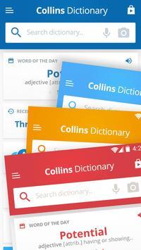Collins Thai<>Portuguese Dictionary apk screenshot