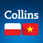 Collins Vietnamese<>Polish Dictionary icon