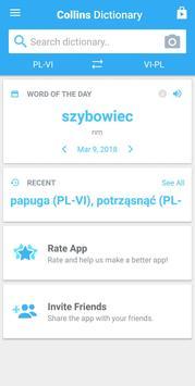 Collins Vietnamese<>Polish Dictionary screenshot 4