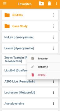 Mosby's Drug Reference for Health Professions screenshot 5