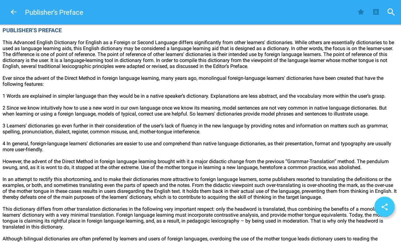Kernerman Advanced English Dictionary for Android - APK Download