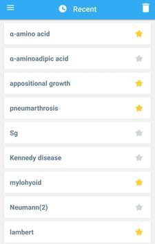 Stedman's Medical Dictionary Screenshot 6