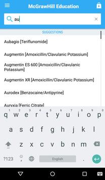Clinicians Drug Reference 2016 screenshot 4