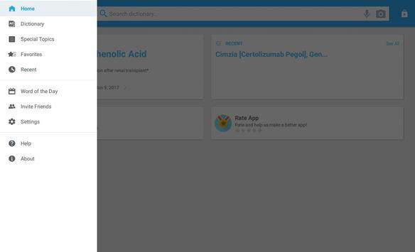 Clinicians Drug Reference 2016 screenshot 9