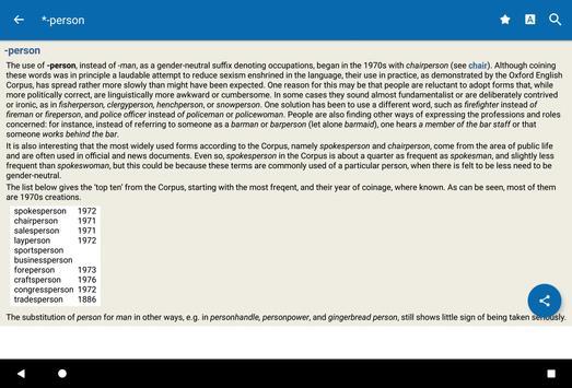 Oxford A-Z of English Usage screenshot 8