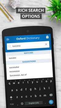 Oxford Dictionary of English screenshot 1