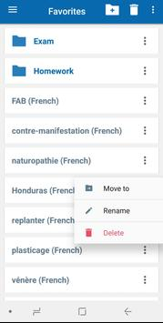 Oxford French Dictionary screenshot 5