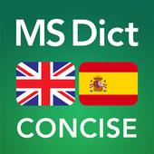 Dictionary English<>Spanish icon