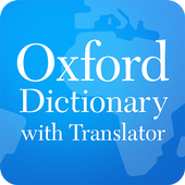 Оxford Dictionary with Translator icon