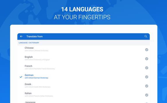 Оxford Dictionary with Translator screenshot 17
