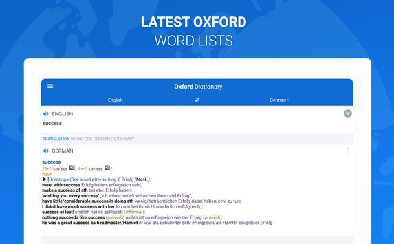Оxford Dictionary with Translator screenshot 19