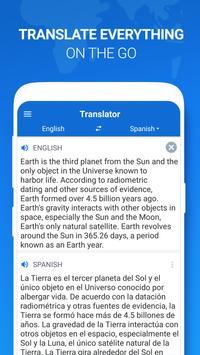 Оxford Dictionary with Translator imagem de tela 2
