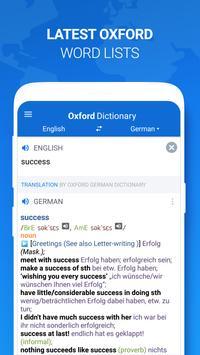 Оxford Dictionary with Translator screenshot 3