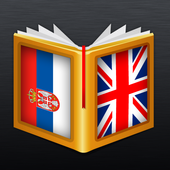 Serbian<>English Dictionary icon
