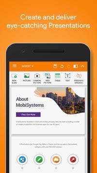 OfficeSuite + PDF Editor apk screenshot
