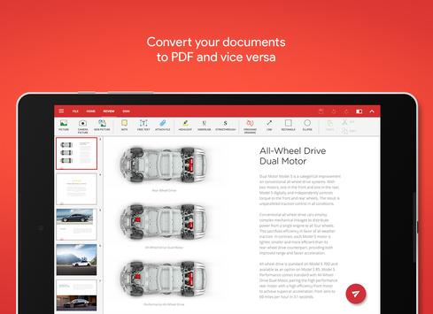 OfficeSuite : Free Office + PDF Editor APK-screenhot