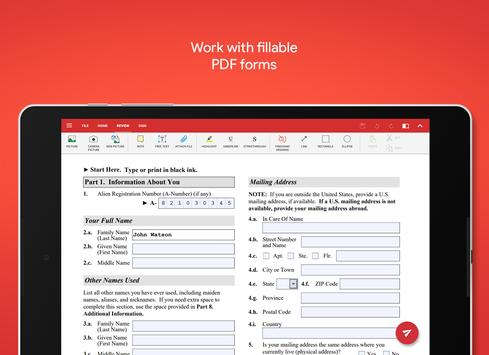 OfficeSuite : Free Office + PDF Editor & Converter apk screenshot