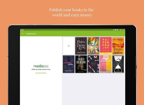 UB Media365 Reader apk screenshot