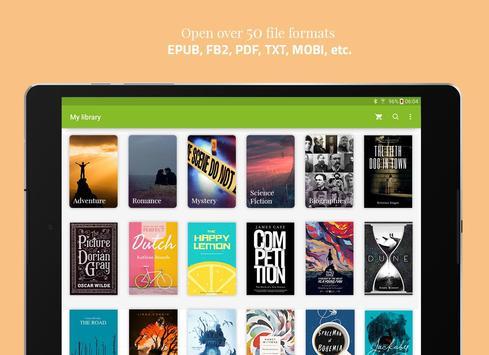 UB Media365 Reader apk screenshot