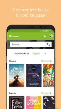 Media365 Book Reader screenshot 1