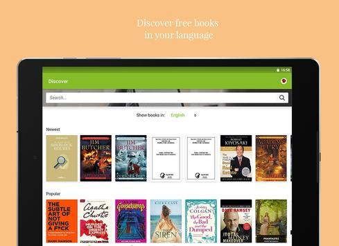 Media365 Book Reader screenshot 9