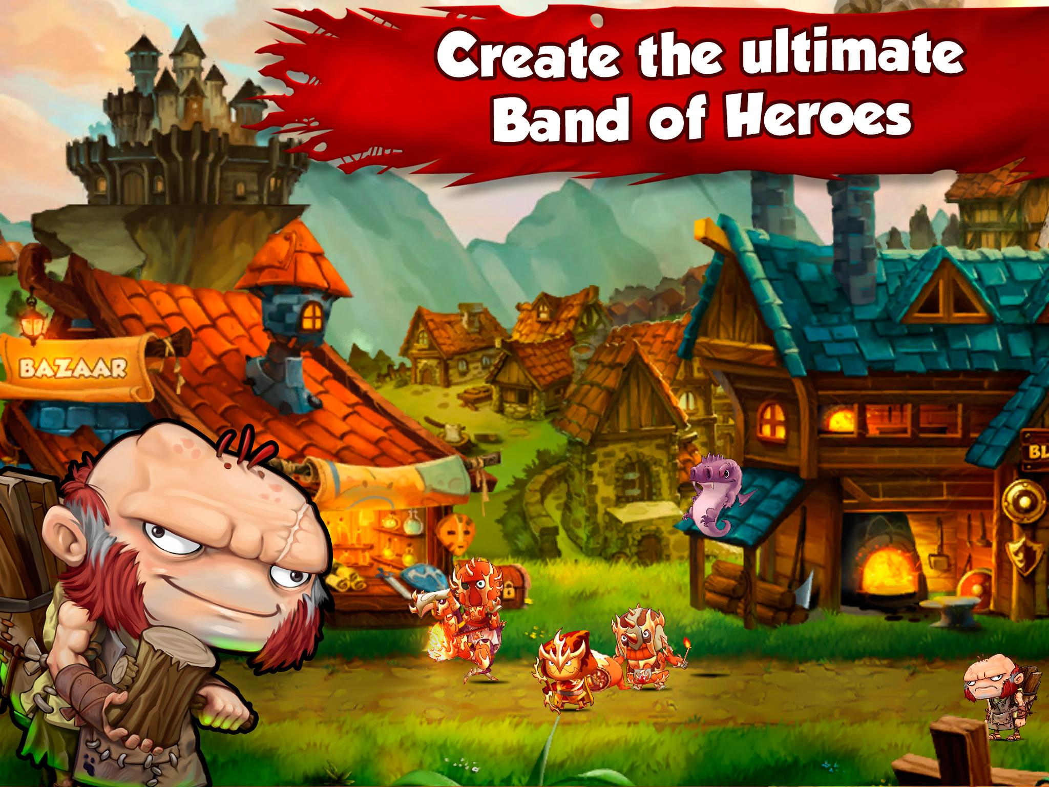Band of Heroes for Android   APK Download