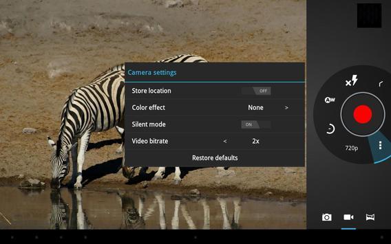 Camera ICS apk screenshot