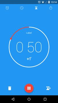 Clock L apk screenshot
