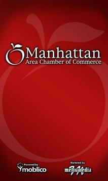 Manhattan KS Chamber poster