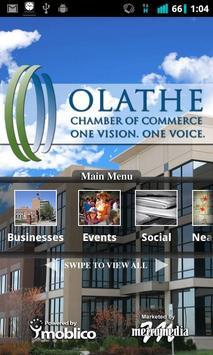 Go Olathe poster