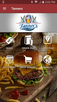 Tanner's Bar & Grill poster