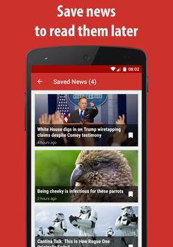 News screenshot 4